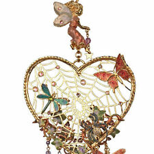 Kirks Folly Fairy Dream Catcher Wind Chime free fast ship  l896816g