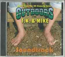 New Outdoors with TK and Mike Comedy Hunting and Fishing CD Soundtrack