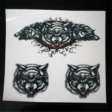Tiger Head Car Sticker vinyl graphic sticker decal car motorcycle helmet guitar