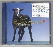 (GY840) The Ordinary Boys, Over The Counter Culture - 2004 CD