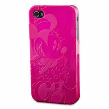 disney parks d-tech pink minnie mouse iphone 5/5S case new with box