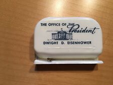 Original & actually used White House letter opener President Dwight Eisenhower