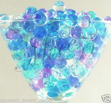 5 PKS MULTI WATER AQUA SOIL CRYSTAL BIO GEL BALL BEADS WEDDING VASE FILLER