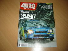Auto hebdo N°1482 Viper SRT-10.Nissan 350 Z Roadster