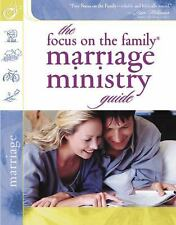 (New) Marriage Ministry Guide by Focus on the Family
