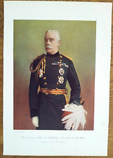 PRINT MAJOR GENERAL SIR JC MCNEILL VC KCB KCMG EQUERRY TO HM RHE QUEEN BOER WAR