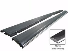 Volkswagen Beetle Super Beetle Heavy Duty 18mm Running Board Pair