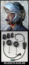 J&M HS-ICD279 PERFORMANCE HEADSET FOR NOLAN N102 N-COM