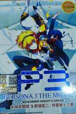 DVD Persona 3 The Movie: Midsummer Knight's Dream with Eng SUB