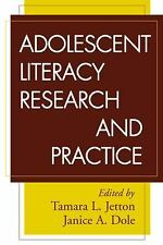 Adolescent Literacy Research and Practice (Solving Problems in the Teaching of