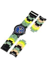 NEW Disney 8020295 Kids LEGO STAR WARS Yoda Buildable Watch jedi master movie tv