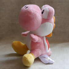 "Super Mario Bros. series plush YOSHI PINK 7"" stuffed toy doll"