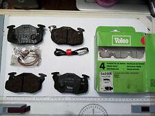 Front Pads Valeo 540477, 301081 Peugoet 106,205, 305,309,405 WVA 21061 BBP0390