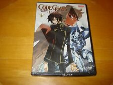 Code Geass: Lelouch of the Rebellion - Vol. 1 (Anime DVD, 2008, New)