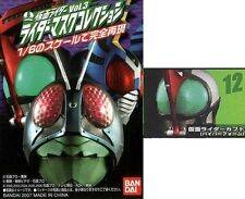 Bandai Kamen Rider Masked Mask Head Collection Part 3 Hyper Kabuto Bulb Stand
