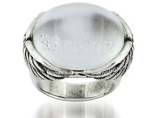 Replay Jewellery Stainless Steel Ring RVR025H 54 17mm Size M Authentic New