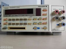 1pc YOKOGAWA 7651  Standard high-precision DC voltage current source