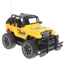 1:24 Big Wheel Jeep off-road Remote Control RC Car Vehicle Kid Toys Gifts