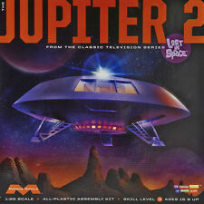 Moebius 1/35 Scale Lost in Space LIS Jupiter 2 UFO Flying Saucer Plastic Kit 913