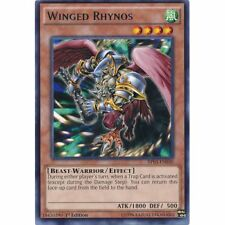 YU-GI-OH! BATTLE PACK 3: MONSTER LEAGUE * BP03-EN030 Winged Rhynos