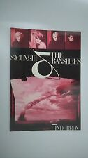 Siouxsie & The Banshees Tinderbox vintage music postcard POST CARD