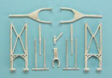 B-18 Bolo Landing Gear for 1/72nd Scale Special Hobby Model SAC 72052