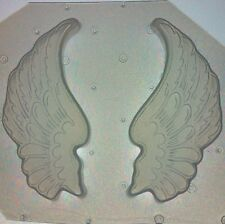 Flexible Mold Angel Wings For Resin Molding
