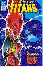 New Teen Titans (Vol. 2) # 28 (USA, 1987)
