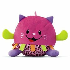 FISHER PRICE GIGGLE GANG - SWEETIE CHEETAH -  DEVELOP & LEARN BABY TOY *NEW*