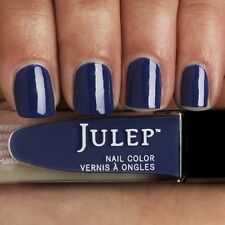 NEW! Julep nail polish BRIANA 0.27 Fl. Oz. Sailor blue crème