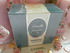 100% AUTHENTIC HUGE 150G DIOR DIORELLA PARFUM TALC TALCUM POWDER ONLY 1on EBAY