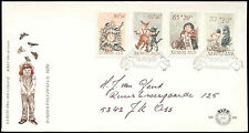Netherlands 1982 Child Welfare FDC First Day Cover #C27799