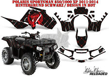 AMR Racing DECORO GRAPHIC KIT ATV POLARIS SPORTSMAN modelli SILVERSTAR Reloaded B
