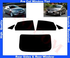 Pre Cut Window Tint Ford Mondeo 5D Hatch 07-13 Rear Window Rear & Sides AnyShade