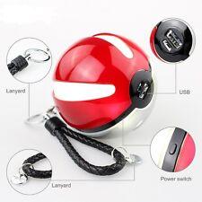 10000mah LED USB cable de carga Pokemon Go Power Bank pokeball niños regalo idea