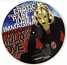 "MADONNA ""THE GIRLIE SHOW / HURRY HURRY"" RARE LP 1994 ITALY PICTURE DISC - MINT"
