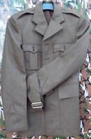 "NEW BRITISH ARMY NO2 SERVICE DRESS UNIFORM No.2 FAD LATEST ISSUE JACKET 47""CH"