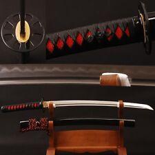 Hand Forged Sword Folded Steel 32768 Layer Sharp Clay Tempered Samurai Wakizashi