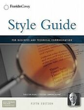NEW - Style Guide by Stephen R. Covey