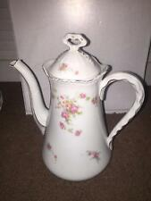 Royal Schwarzburg RSC8 China Rose  COFFEE POT WITH LID