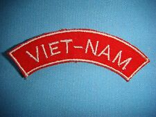 TAB PATCH VIETNAM country