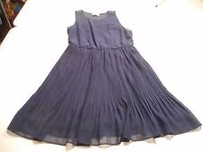 Pins And Needles Womens Small  Navy Blue Sleeveless Dress Urban Outfitters