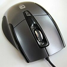 Noiseless USB Optical Gaming Computer Wheel Mouse 1600 DPI Super Quiet JNL-101K