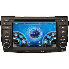 "7"" Car Stereo DVD Player For Hyundai Sonata 2009-2010 With GPS Navigation Radio"