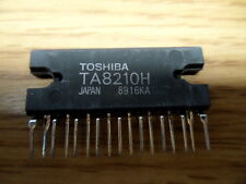 TA8210H Original Pulled Toshiba Integrated Circuit Replaces NTE7041