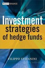 Stefanini, Fil .. Investment Strategies of Hedge Funds