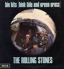 "ROLLING STONES ""BIG HITS (HIGH TIDE AND GREEN GRASS)""  UK 1966/75"