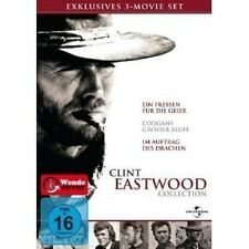 CLINT EASTWOOD BOX - 3 DVD MIT SHIRLEY MACLAINE NEUWARE