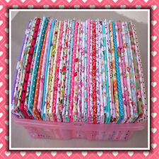 ★ LOTTO 50 pezzi STOFFA - fabric - diy scrapbooking 50pcs set scraps