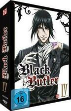 ++Black Butler Box 4 DVD deutsch (Kuroshitsuji) TOP !++